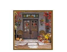 """""""Fall"""" by fullerflowers ❤ liked on Polyvore featuring interior, interiors, interior design, home, home decor and interior decorating"""