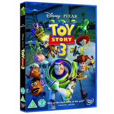 Toy Story 3 (DVD) (Disney Pixar DVD) | eBay