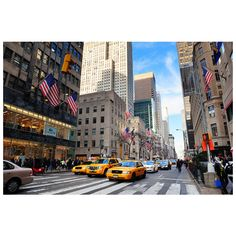 New York City Top 5 Shopping Spots : New York Habitat Blog ❤ liked on Polyvore featuring backgrounds, pictures, places, new york and photo