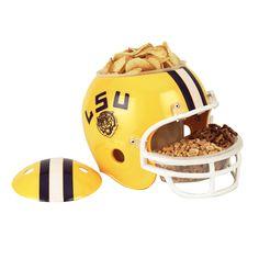 LSU Snack Helmet