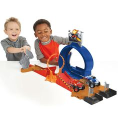 "Fisher-Price Nickelodeon Blaze and the Monster Machines Monster Dome Playset - Fisher-Price - Toys ""R"" Us"