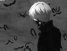 Away - Tokyo Ghoul ~ DarksideAnime Manga Anime, Sad Anime, Anime Life, Anime Art, Ken Kaneki Tokyo Ghoul, Tokyo Ghoul Cosplay, Tokyo Ghoul Manga, Tokyo Ghoul Quotes, Tokyo Ghoul Wallpapers