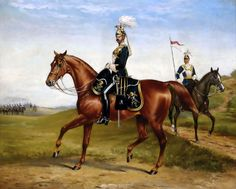 The 17th (Duke of Cambridge's Own) Lancers