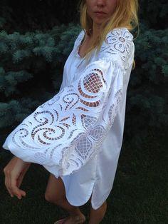 Vika Cutwork – Richelieu Machine Embroidery Designs Set – Online Pin Page Embroidery Fashion, Embroidery Dress, Embroidery Software, Machine Embroidery Designs, Hardanger Embroidery, Mode Boho, Cut Work, Design Set, Fashion Today
