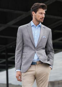 DIGEL collection Spring/Summer 2017 - L.A. Grey Shops, Suit Jacket, Navy Blue, Spring Summer, Blazer, Elegant, Grey, Jackets, Collection