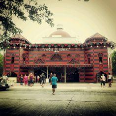 Parque De Bombas in Ponce