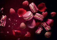 Classique, le macaron Ispahan framboise litchi rose de Pierre Hermé