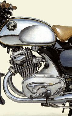 #2101005HQ 1957 HONDA DREAM C70 | detail