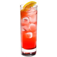triple sec, 1 oz. orange juice and 1 oz. Add ingredients to a shaker with ice. Shake well and strain into a highball glass over ice. Vodka Cocktails, Summer Cocktails, Drinks, Beverages, Cocktail Recipes, Wine Recipes, Campari And Soda, Triple Sec, Highball Glass