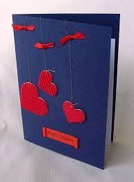 handmade cards design for love - Google Search