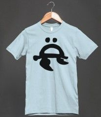 The slowest Blitzkrieg ever. 365 Shirts: November 6, 2010 Features American Apparel Unisex Fitted Tee Light Blue