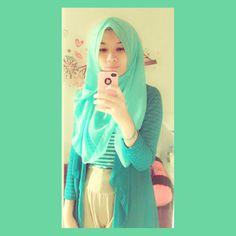Hijab tosca