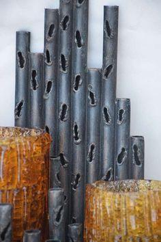 Brutalist Marcello Fantoni Murano Gothic 3 Lampen Set Lampadario Chandelier Brutalismus Design Architecture, € 2.800,- (9020 Klagenfurt) - willhaben Gothic 3, Klagenfurt, Brutalist, Architecture Design, Chandelier, Curtains, Shower, Prints, Home Decor