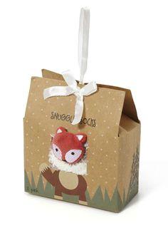 Fox In A Box Snuggle Socks - BHS
