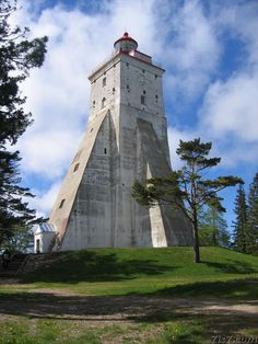 Kõpu Peninsula Lighthouse, Estonia (constructed 1531)