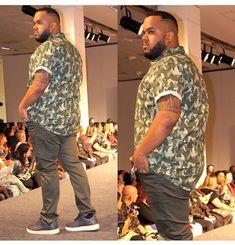 Dicas reais de estilo para homens gordinhos! Moda Masculina / Blog Bugre Moda / Imagem:@keenzao