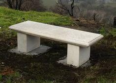 Stonecast Bench