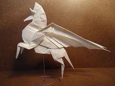 Mariano-Mi mundo el Origami: Pegasus