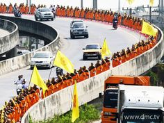 Dhammachai Dhutanga Buddhist Monk, Fair Grounds, Fun, Travel, Viajes, Traveling, Trips, Tourism, Funny