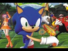 CGRundertow SEGA SUPERSTARS TENNIS for Xbox 360 Video Game Review - YouTube