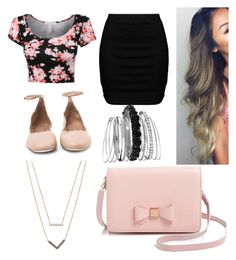 Untitled #30 by skinner-britney on Polyvore featuring polyvore fashion style Zizzi Chloé Ted Baker Michael Kors Avenue women's clothing women's fashion women female woman misses juniors