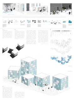andreu arquitectura: estación intermodal + edificio híbrido