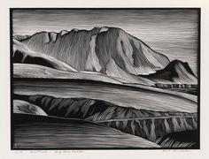 PAUL LANDACREHeadland- Big Sur Coast1930-31.