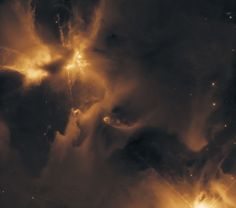 Another view of HH-24, taken by Hubble. <br />
