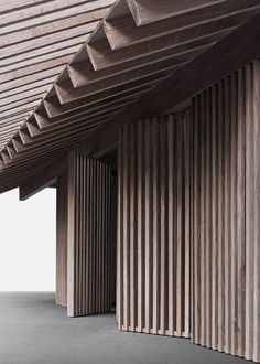 Works – Kolman Boye Architects wood architecture - wood architecture structure - wood architecture f Architecture Design Concept, Timber Architecture, Architecture Details, Contemporary Architecture, Wood Cladding, Layout, Modern Buildings, House In The Woods, Design Firms