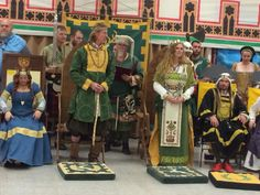 HRM of the Outlands in picture perfect Viking garb!
