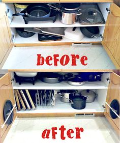 Stop fighting with your cookware!  :-)