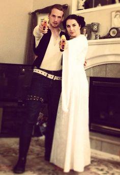 DIY Princess Leia Star Wars Costume | Your Costume Idea for Halloween, Mardi Gras and Carnival