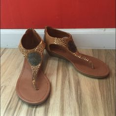 T3 Lowest Reduced Madden Girl Gladiator Sandals
