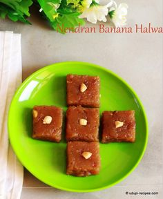Melt in mouth Nendran Banana Halwa - A South Indian sweet that is amazingly delicious and requires minimum ingredients.