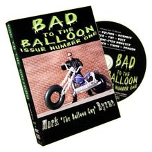 Bad To The Balloon by Mark Byrne - Volume 1 - DVD