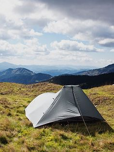Tarptent Rainshadow 2: at 42oz, this single-wall shelter can use your trek poles for support to keep the weight down. ~$280