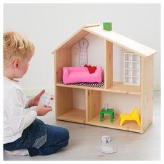 IKEA - HUSET Doll furniture, living room