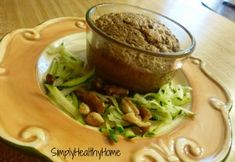 Gluten Free Zucchini Muffin in a Mug - Simply Healthy Home