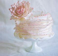 Frill cake | Craftsy
