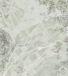 Architecture site plan - ETH Zürich Prof A Caruso Archive Student Projects Section Drawing Architecture, Interior Architecture Drawing, Landscape Architecture Drawing, Watercolor Architecture, Architecture Graphics, Architecture Portfolio, Architecture Plan, Landscape Design, Architecture Mapping