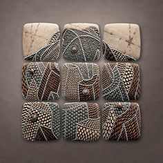 Candy Mountain: Christopher Gryder: Ceramic Wall Art | Artful Home