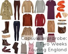 Ask Allie: What to Pack for England