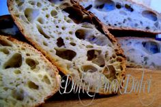 Bread with sourdough Easy Bread, Zucchini Bread, Sourdough Bread, Bread Baking, Bread Recipes, Food And Drink, Pizza, Homemade, Worksheets