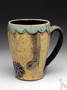 Amy Sanders Mug at MudFire Gallery