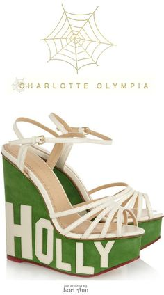 Charlotte Olympia Hollywood