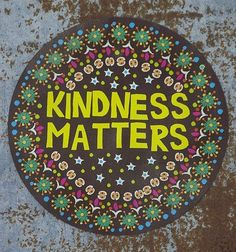 Kindness matters #quote