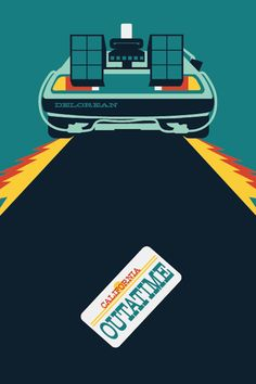 Pop Culture Illustrations by Andrew Heath - Outatime