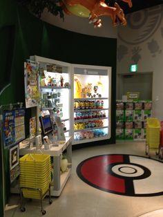 Pokemon Store O Yokohama By Creativeholly Via Flickr