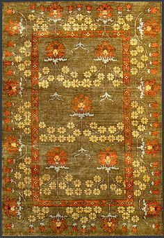 1000 images about craftsman style rugs on pinterest for Arts and crafts carpet