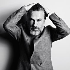 Christopher Waltz, Markus Jans - 50 Famous Portrait Photographers You Need to See